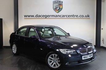 2007 BMW 3 SERIES 2.0 318I SE 4DR AUTO 128 BHP £5770.00