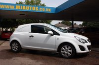 USED 2013 63 VAUXHALL CORSA 1.3 CDTI ECOFLEX S/S 93 BHP Choice of 5 Vans Available