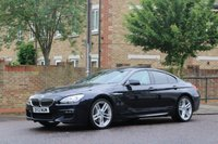 USED 2016 13 BMW 6 SERIES GRAN COUPE  DIESEL