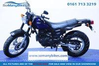 2004 YAMAHA SR125 TW 125 - Low miles - Affordable 125 £1494.00