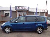 2007 FORD GALAXY 1.8 LX TDCI 5d 125 BHP £4444.00