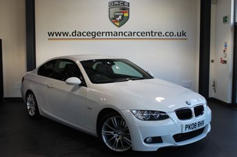 2008 BMW 3 SERIES 2.0 320D M SPORT 2DR AUTO 175 BHP £10870.00