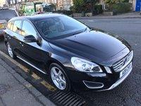 2011 VOLVO V60 2.4 D5 ES 5d AUTO 212 BHP £9800.00