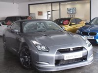 USED 2009 09 NISSAN GT-R 3.8 PREMIUM EDITION 2d AUTO 479 BHP UNMODIFIED+FSH+BOSE+LOW MILES