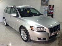 2012 VOLVO V50 1.6 DRIVE SE LUX EDITION S/S 5d 113 BHP £10000.00