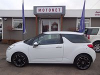 2010 CITROEN DS3 1.6 HDI BLACK AND WHITE 3d 90 BHP £6250.00