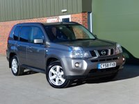 2008 NISSAN X-TRAIL 2.0 SPORT EXPEDITION DCI 5d 148 BHP £6499.00