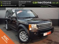 2007 LAND ROVER DISCOVERY 2.7 3 TDV6 SE 5d AUTO 188 BHP £10495.00
