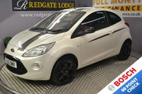 2012 FORD KA 1.2 GRAND PRIX II  £4994.00