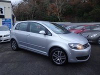 USED 2009 59 VOLKSWAGEN GOLF PLUS 1.6 SE TDI 5d 103 BHP