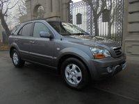 2007 KIA SORENTO 2.5 XS 5d 168 BHP £5995.00
