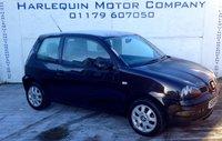 2004 SEAT AROSA 1.4 S 3d AUTO 60 BHP £2199.00