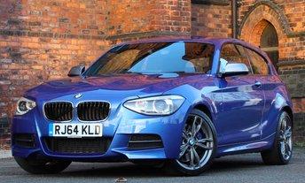 2014 BMW 1 SERIES 3.0 M135I 3d AUTO 316 BHP £19975.00