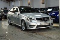2014 MERCEDES-BENZ C CLASS 2.1 C220 CDI AMG SPORT EDITION PREMIUM PLUS 4d AUTO 168 BHP £17995.00
