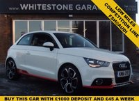 USED 2012 61 AUDI A1 1.4 TFSI COMPETITION LINE 3d 122 BHP 1 OWNER +DEMO FSH@AUDI STUNNING CAR