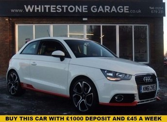 2012 AUDI A1 1.4 TFSI COMPETITION LINE 3d 122 BHP £9495.00