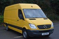 2011 MERCEDES-BENZ SPRINTER 2.1 313 CDI  5d 129 BHP LWB HIGH ROOF DIESEL MANUAL VAN  £7990.00