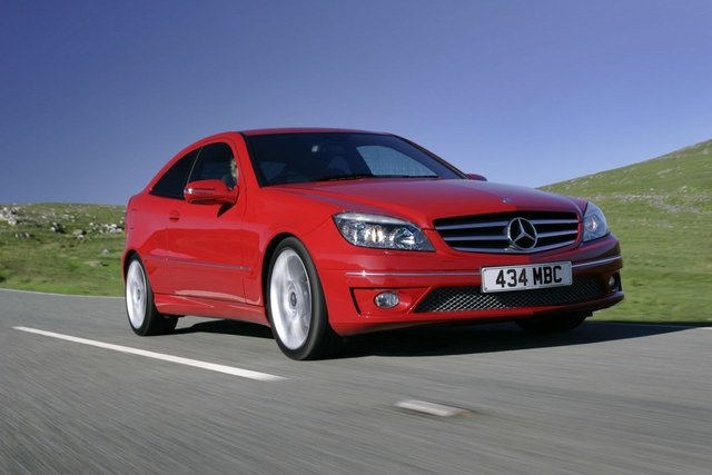 2010 10 MERCEDES-BENZ CLC CLASS 2.1 CLC220 CDI SPORT 3d AUTO 150 BHP