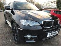 2012 BMW X6 3.0 XDRIVE30D 4d AUTO 241 BHP £24990.00