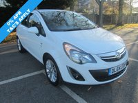 USED 2015 64 VAUXHALL CORSA 1.4 SE 5d 98 BHP +++++++0 % APR AVAILABLE ON THIS CAR ++++++++