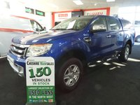 2014 FORD RANGER 2.2 LIMITED 4X4 DCB TDCI  AUTO 150 BHP LOW MILES £19495.00