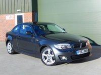 2012 BMW 1 SERIES 2.0 118D SE 2d 141 BHP £8499.00