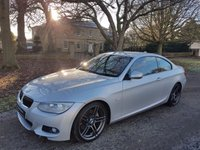 2010 BMW 3 SERIES 3.0 330D M SPORT 2d AUTO 242 BHP £15950.00