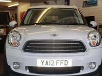 USED 2012 12 MINI COUNTRYMAN 1.6 Cooper D (Chili pack) ALL4 5dr
