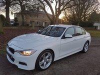 2012 BMW 3 SERIES 2.0 320D M SPORT 4d 181 BHP £14980.00