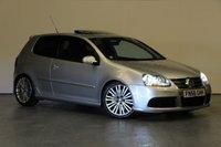 2006 VOLKSWAGEN GOLF 3.2 R32 DSG 3d AUTO 250 BHP £6980.00
