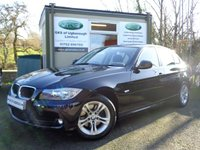 2011 BMW 3 SERIES 2.0 320D ES 4d 181 BHP £SOLD
