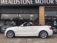 2012 BMW 1 SERIES 2.0 120D M SPORT 2d 175 BHP £11995.00