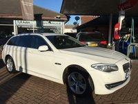 2012 BMW 5 SERIES 520D SE TOURING 5d 181 BHP £13995.00