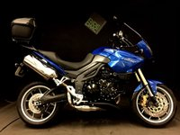 2007 TRIUMPH TIGER 1050 07. 23K. FSH. H GRIPS. BOX. BUNGS. ALARM. VERY CLEAN £3995.00