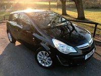 2011 VAUXHALL CORSA 1.2 SE 5d 83 BHP £4390.00