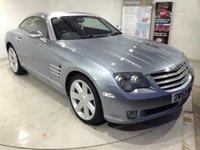 2004 CHRYSLER CROSSFIRE 3.2 V6 2d AUTO 215 BHP £4628.00
