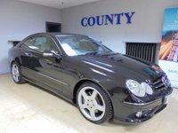 2007 MERCEDES-BENZ CLK 2.1 CLK220 CDI SPORT 2d AUTO 148 BHP £7495.00