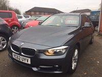 2012 BMW 3 SERIES 2.0 320D SPORT TOURING 5d AUTO 181 BHP £14995.00