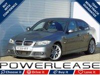 2009 BMW 3 SERIES 3.0 325D M SPORT 4d AUTO 195 BHP £9389.00
