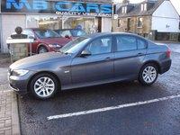2006 BMW 3 SERIES 2.0 320D SE 4d 161 BHP £5495.00