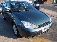 2003 FORD FOCUS 1.6 LX 5d 99 BHP £1295.00