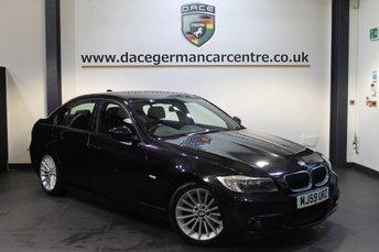 2010 BMW 3 SERIES 2.0 318D M SPORT BUSINESS EDITION 4DR 141 BHP £9270.00
