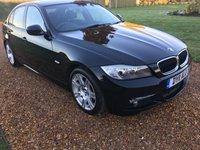 2011 BMW 3 SERIES 2.0 318D M SPORT 4d AUTO 141 BHP £11000.00