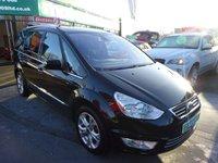 2011 FORD GALAXY 2.0 TITANIUM X TDCI 5d AUTO 163 BHP £13500.00