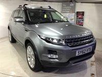 2012 LAND ROVER RANGE ROVER EVOQUE 2.2 SD4 PURE TECH 5d AUTO 190 BHP £23998.00