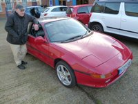 1991 TOYOTA MR2 2.0 GT 2d 158 BHP PRIVATE SALE FOR CHARLIE £1250.00
