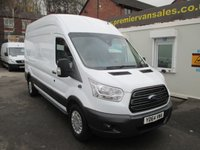 2014 FORD TRANSIT  350  HIGH ROOF, TREND MODEL, CRUISE, FORD SYNC, 125 psi TURBO DIESEL  FITTED WITH ALL ROUND INSURANCE APPROVED CAMERA SAFETY SYSTEM  NICE CLEAN VAN  REMAIN FORD WARRANTY OCTOBER 2017   £11500.00
