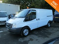 USED 2010 60 FORD TRANSIT *NEW PLY LINING*2.2 TDCI 140 6 SPEED MWB LOW ROOF *350*140 BHP*2 X S/DOORS*