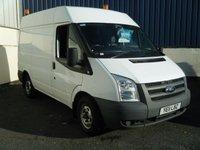 2011 FORD TRANSIT 2.2 280 SHR 1d 85 BHP £6995.00