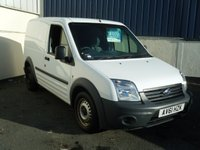 2011 FORD TRANSIT CONNECT 1.8 T200 LR 1d 75 BHP £4995.00
